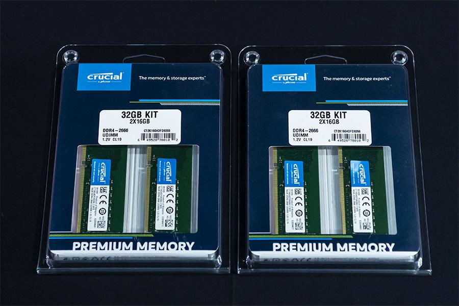 DDR4-2666 16G×4