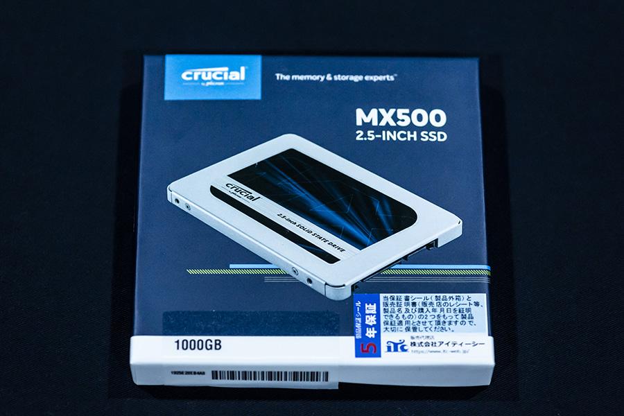 SSD 2.5インチ