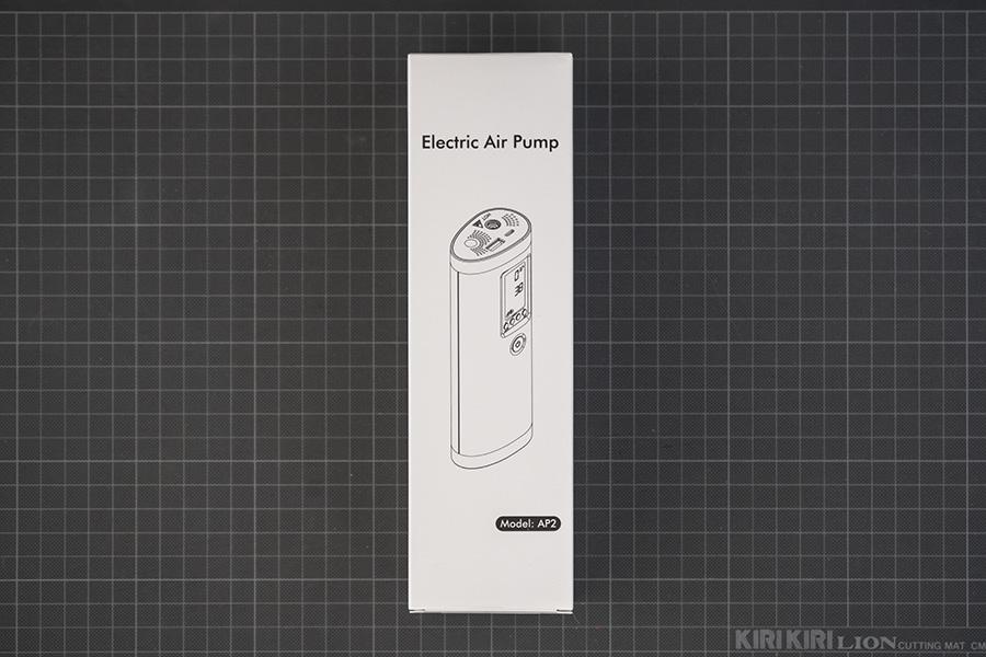 小型空気入れ